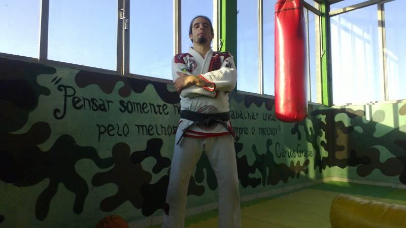 Onde treinar Jiu-jitsu em Caieiras