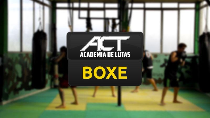 Venha treinar boxe na ACT CAIEIRAS